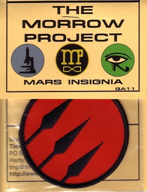 MARS Insignia Patch