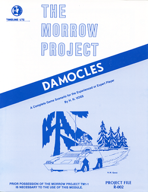 Project File: Damocles